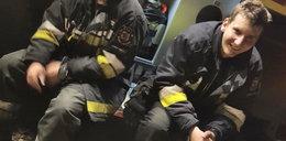 Dramatyczny apel rodziny strażaka w śpiączce: Nie odłączajcie naszego Maćka