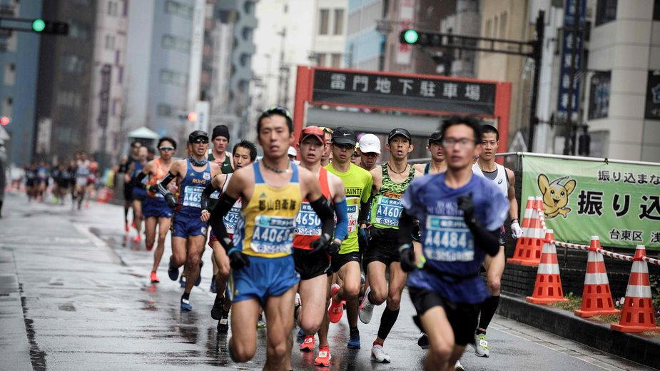 Maraton w Tokio