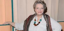 Anna Seniuk: przez raka mam ciągłe kłopoty