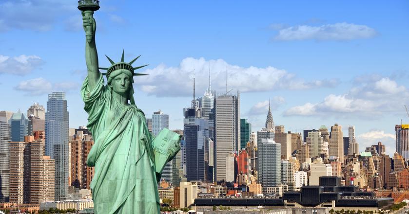 Nowy Jork to ulubione miasto filmowców