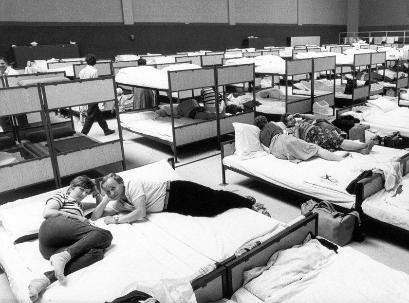 Bieda zmusiła ich do emigracji. Kraj opuściło milion Polaków