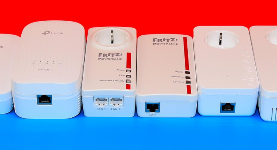 Vergleichstest: Sechs Powerline-WLAN-Adapter ab 80 Euro