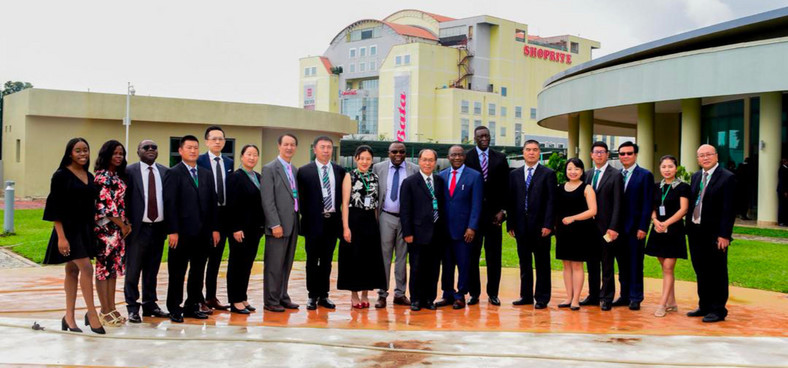 AfDB meets Chinese investors to discuss SAPZ