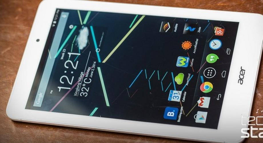 Computex: Acer Iconia Tab 8 im Hands-on –200 Euro & Full-HD