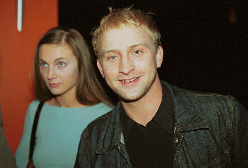 Borys Szyc i Sylwia Gliwa