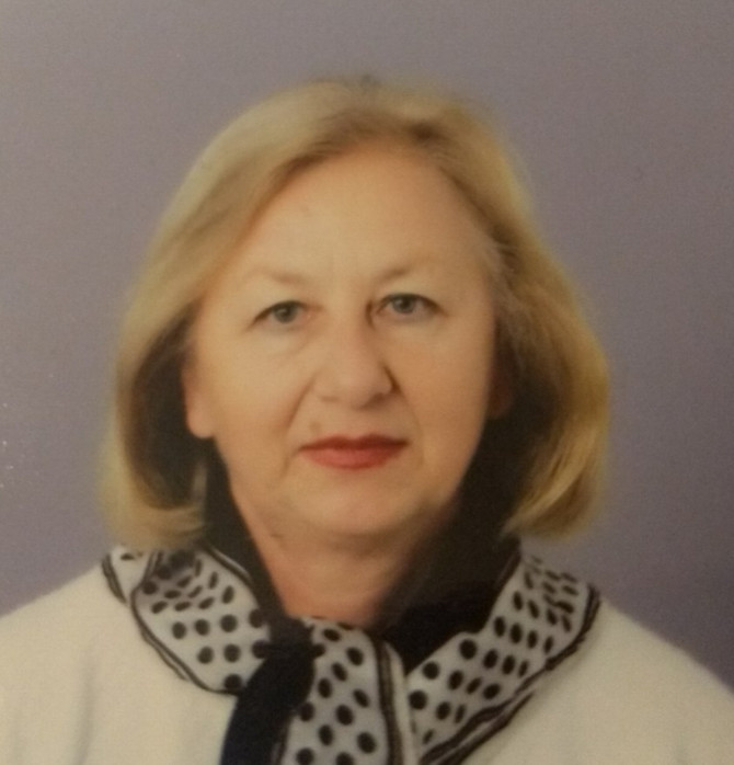 Prof. dr Nada Kuljić Kapulica, virusolog