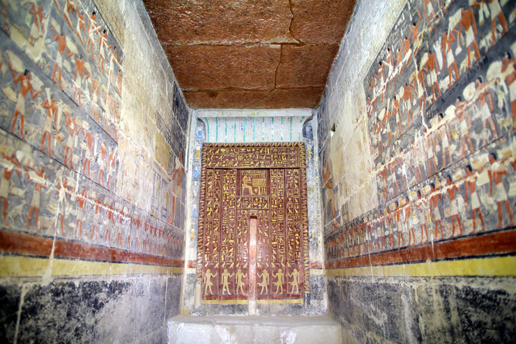 mehuova grobnica 3 epa KHALED ELFIQI