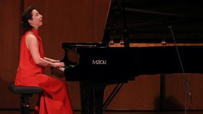 A Pianist Reveals Bach's Inner Dancer