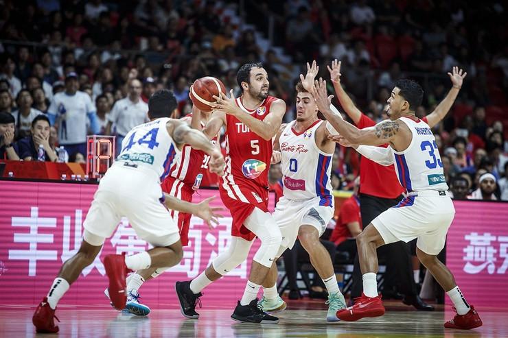 Košarkaška reprezentacija Tunisa