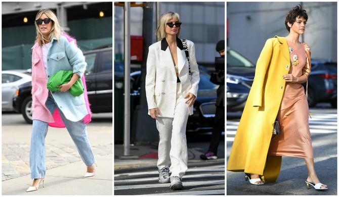 Street style u Njujorku