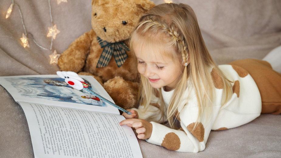 Nawyk czytania kształtuje się w dzieciństwie