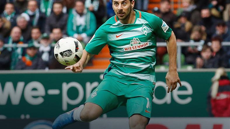 Claudio Pizarro opuszcza Werder na dobre