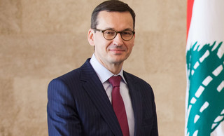 Rzeczniczka rządu: Premier w Berlinie będzie rozmawiał o reparacjach, jeśli temat zostanie wywołany