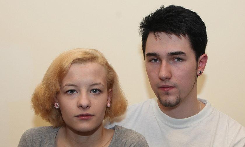 Katarzyna Waśniewska i Bartek Waśniewski.