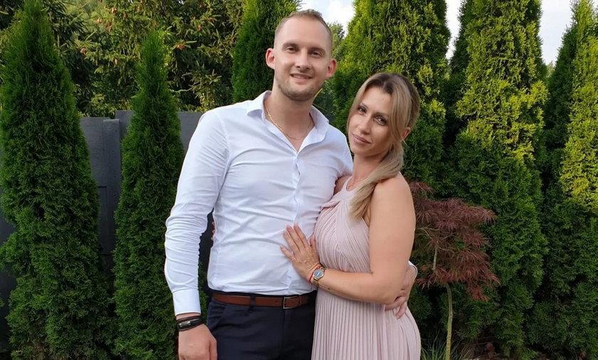 Kamil Węgrzyn i Izabela Juszczyk.
