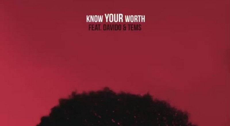 Davido and Tems feature on Khalid's new single, 'Know Your Worth (Remix)'