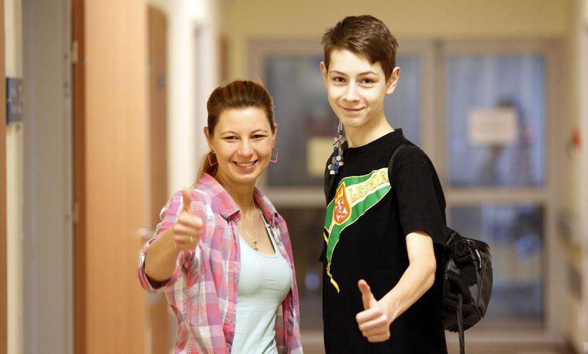 Pierwsza w Polsce operacja wszczepienia pompy serca u dziecka
