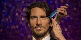 To nie Christian Bale, to jego figura woskowa