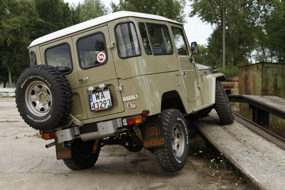 Land Cruiser BJ42