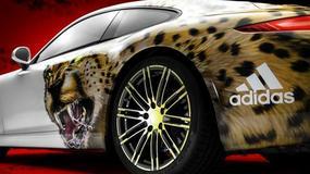 Porsche 911 od... Adidasa