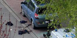 Policjant postrzelony podczas kontroli drogowej. Mł. asp. Michał nie żyje