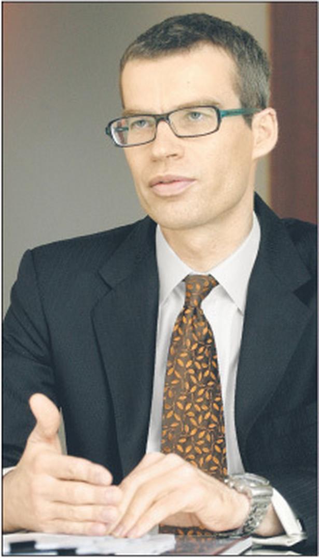 Marek Rosiński, wspólnik kierujący praktyką własności intelektualnej w kancelarii Baker & McKenzie Fot. Wojciech Górski