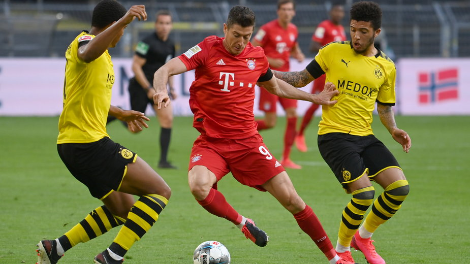 Bayern Monachium i Borussia Dortmund