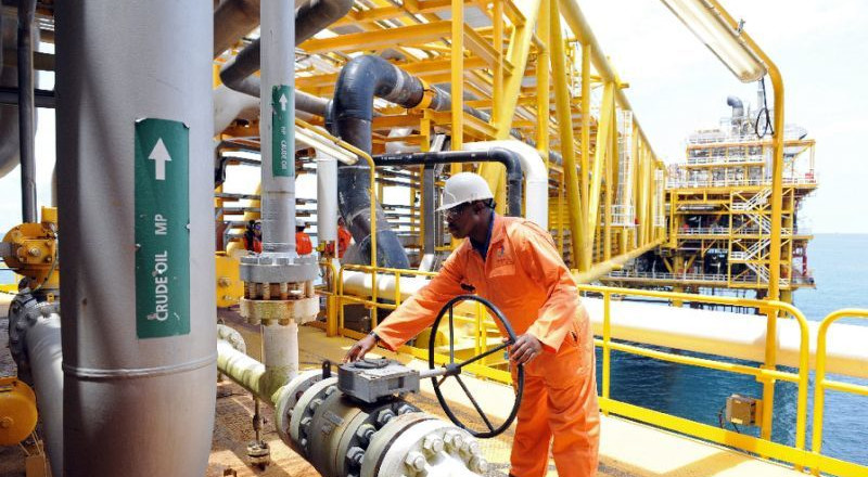 Total begins production at deepwater Egina oilfield, adds 200,000 barrels daily to Nigeria's oil production