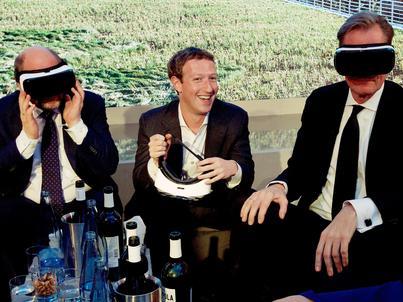 Oto co planuje Mark Zuckerberg do 2026 r.