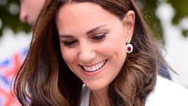 """Księżna Kate Middleton uczy się mówić """"dziękuję"""". Jak jej poszło?"""