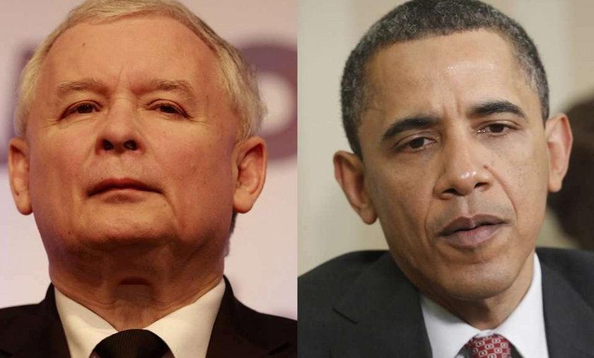 Kaczyński spotka się z Obamą?