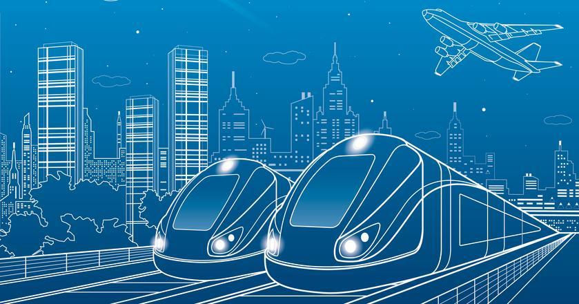 W koncepcji Centralnego Portu Komunikacyjnego komponent drogowo-kolejowy jest nie mniej istotny niż samo lotnisko