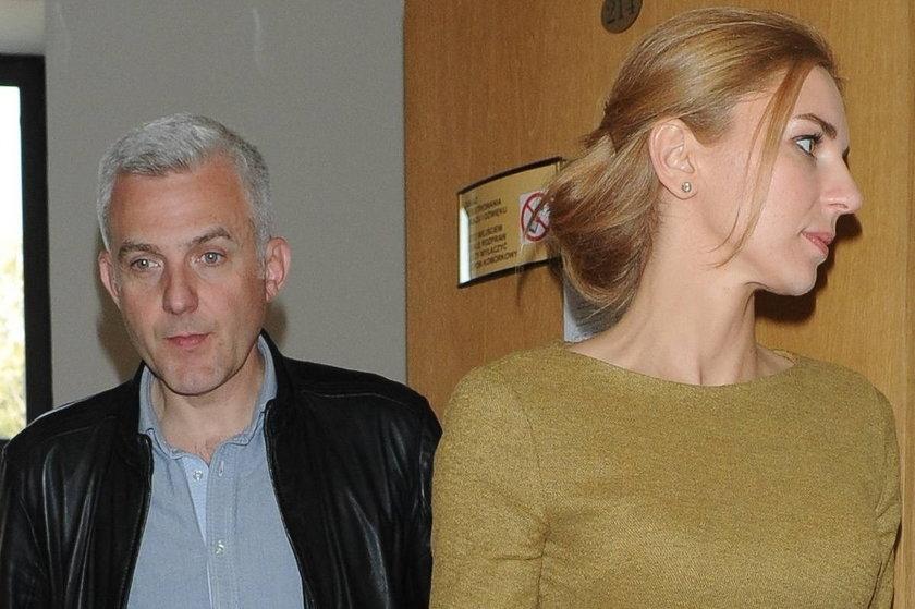 Hubert Urbański i Julia Chmielnik