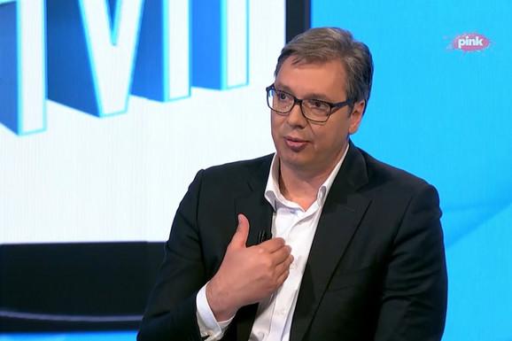 Vučić: Nemam dokaza da su Rusi umešani u proteste