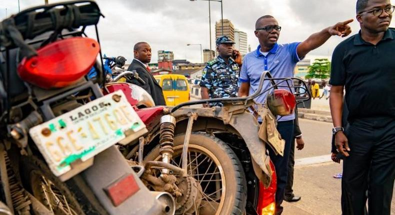 Nigerians react to Lagos govt ban on okada, Keke Napep [Twitter]