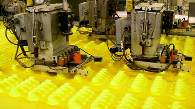 How candy company Just Born makes 5.5 million Peeps a day for Easter