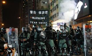 W Hongkongu aresztowano prawie 300 osób protestujących przeciwko przełożeniu wyborów