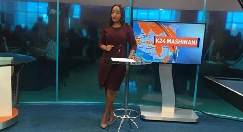 K24 News anchor Nancy Onyancha treated to surprise birthday
