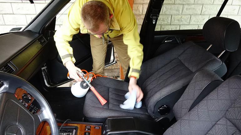 Test Tornador Gun - zrób sobie trąbę powietrzną i wyczyść tapicerkę auta