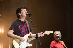 Bajaga održao koncert na Špancirfestu u Varaždinu