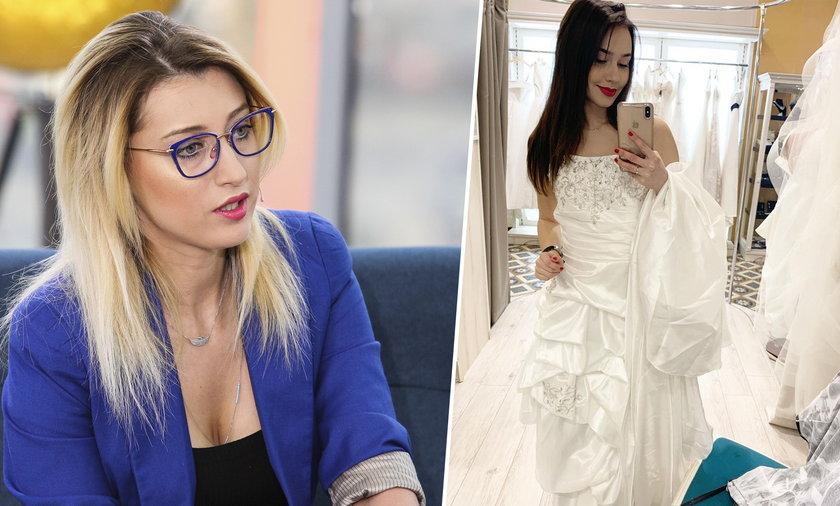Marcelina Ziętek i Justyna Żyła kłócą się o psa.