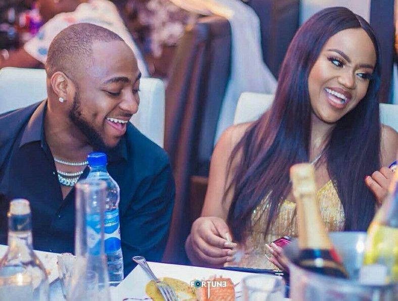 Do you know where Davido met his girlfriend, Chioma? [Video