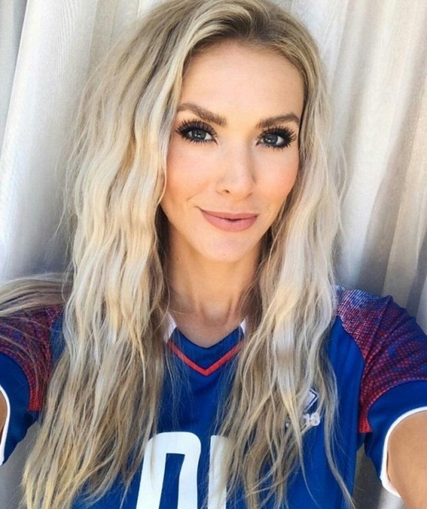 Alexandra Ivarsdottir ma 32 lata i od 3 lat jest żoną Gylfiego Sigurdssona