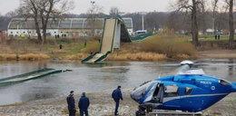 Zawalił się most w Pradze. Są ranni