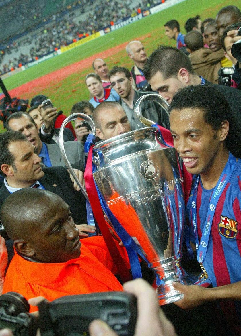 Gwiazdor Barcelony pokaże wszystko przed kamerami