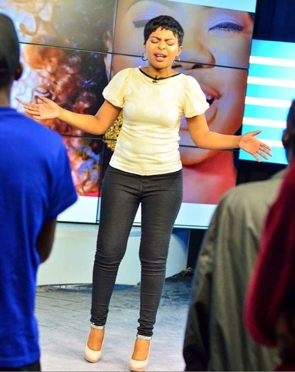 Size 8 speaks on having a miscarriage