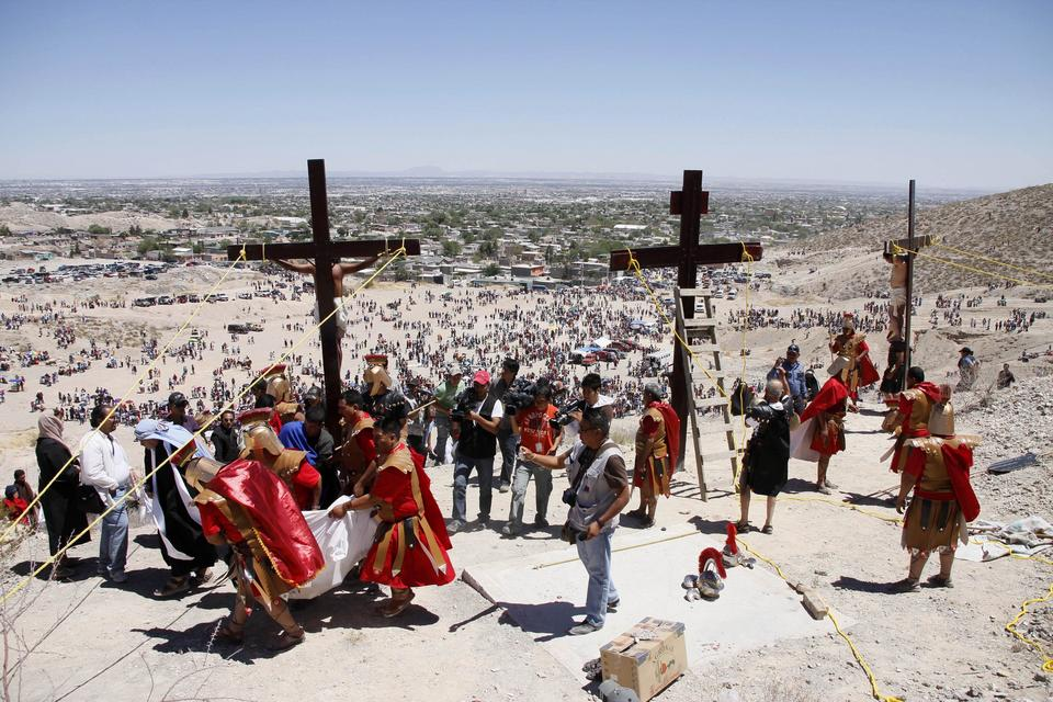 MEXICO HOLY WEEK