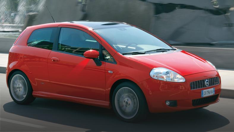 Fiat Grande Punto Czarny Koń Włoskiej Krwi Test Używanego Opinie