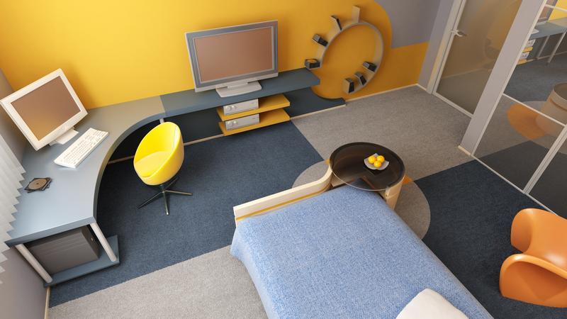 Pokój dla nastolaka