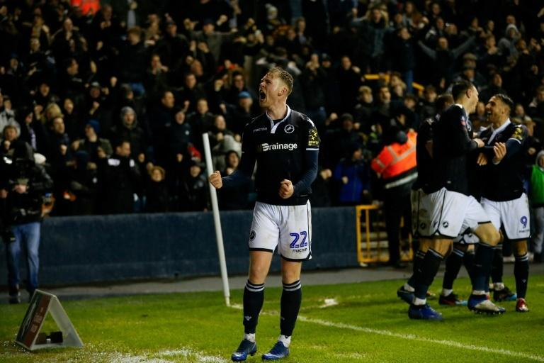 Millwall stunned Premier League Everton with a 3-2 FA Cup upset